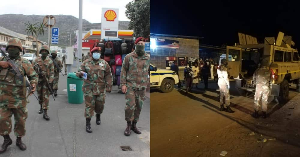 Mzansi speculates over possible return of hard level 5 lockdown