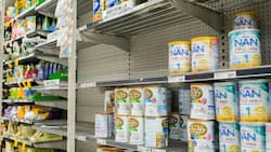 Department of Health says donations and online purchases of infant formula are illegal