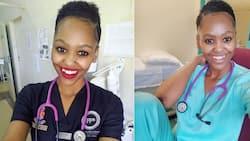 Celebrations as the beautiful Unathi Qangaqa graduates as a doctor from the University of Pretoria