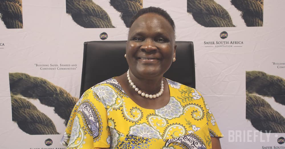 Exclusive: Ex SAPS National Commissioner Riah Phiyega To Host Silent Walk for the Deaf