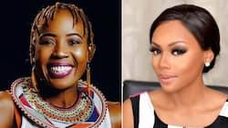 "Heh banna: Ntsiki Mazwai tears into Bonang's ""gimmick"" booze brand"