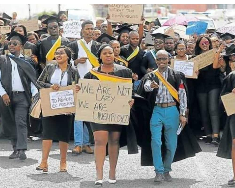 SA Youth myth check: We are not lazy, we are simply unemployed