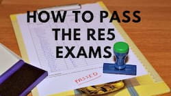 The RE5 exam: cost, app, dates, study material, how to prepare