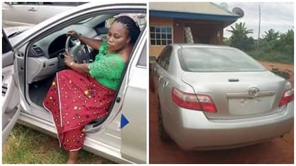 Man fulfils his mother's dream of owning a car on her birthday