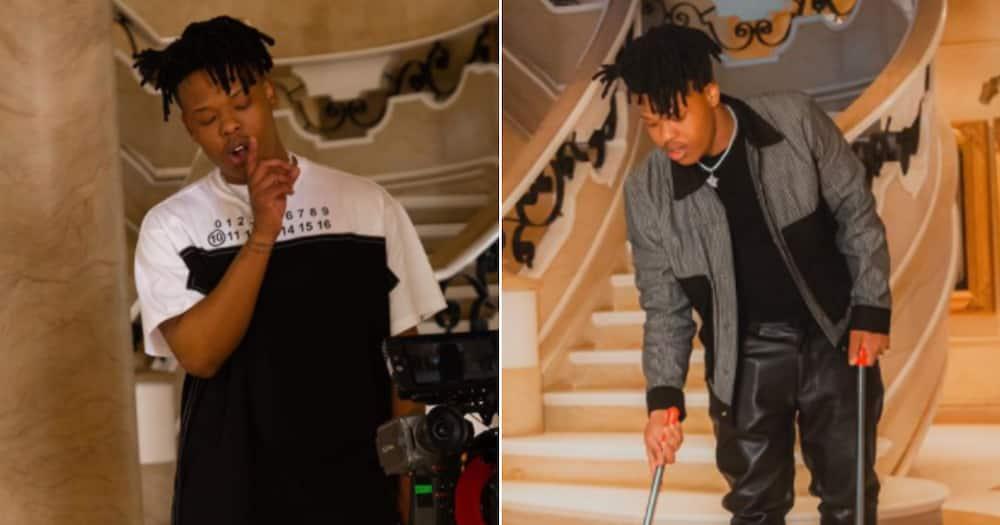 Nasty C: Rapper's 'Black & White' music video clocks massive new milestone