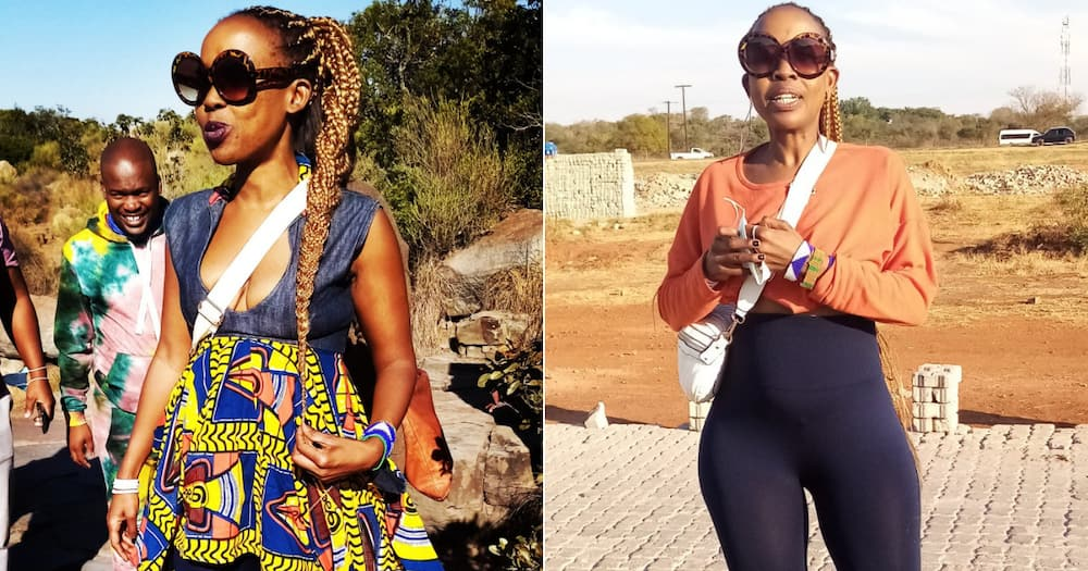 Ntsiki Mazwai slams her family members for not protecting her from the public