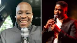 Khaya Mthethwa shows support to Dr Tumi amid serious fraud allegations