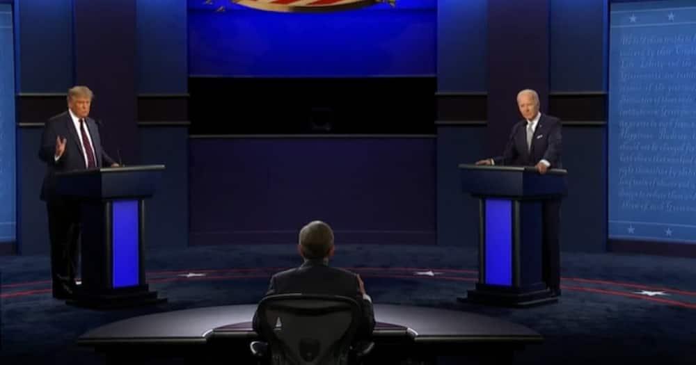 US elections 2020: Donald Trump, Joe Biden lock horns in chaotic debate