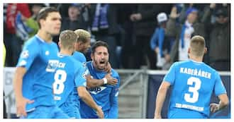 Hoffenheim and Olympic Lyon play out to entertaining 3-3 draw