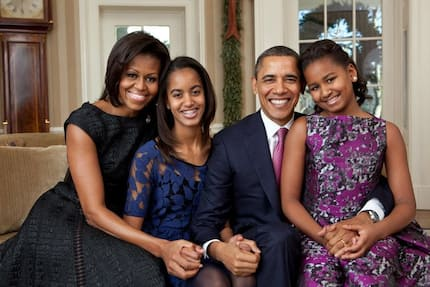 Michelle Obama on having to use IVF to conceive Malia and Sasha