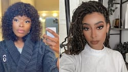 Unathi Nkayi gets dragged after having a sit down with influencer, Sarah Langa