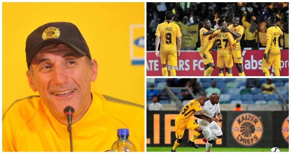 Rampant Kaizer Chiefs take 2nd win of season against Free State Stars