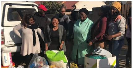 Mam Lillian's love and care towards orphans stretches over 18 years