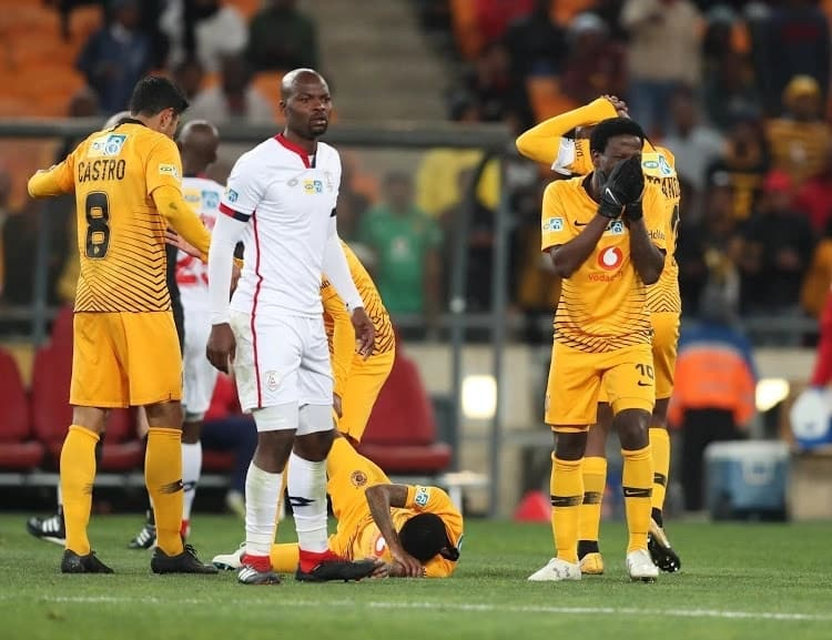 "Stars' Makhaula expresses apologies for injuring Joseph ""Tight"" Malongoane"