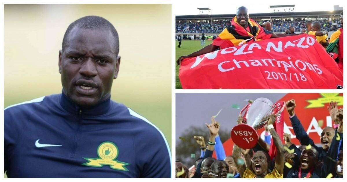 Sundowns goalkeeper Denis Onyango on why defending the PSL crown is tough
