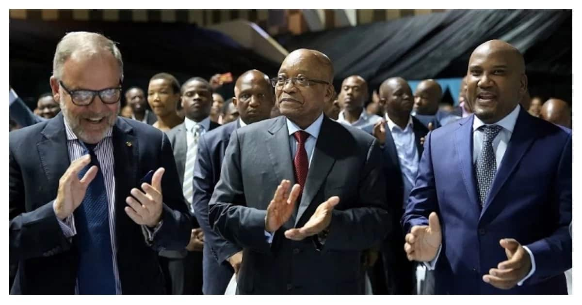 A grave matter: Funeral association plans to raise money to defend Zuma in court