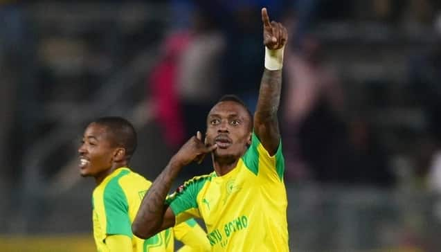 Team of Choice Snap Up Mamelodi Sundown's Yannick Zakri on loan