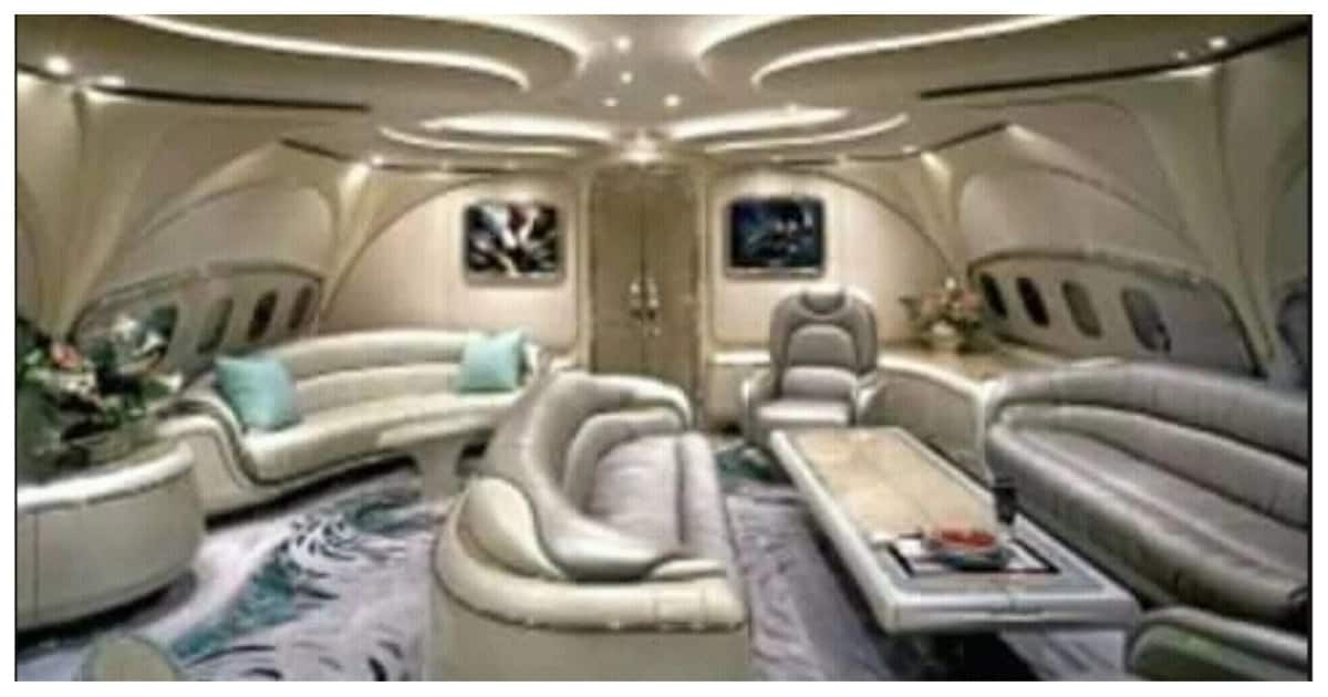 Swazi king spends more on his new plane's parking space than his pensioners