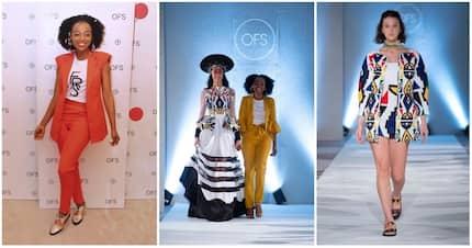 Sandi Mazibuko showcases Nguni Print Collection at Paris Fashion Week