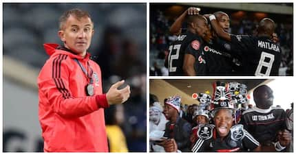 Orlando Pirates finally find their mojo as the overcome SuperSport United