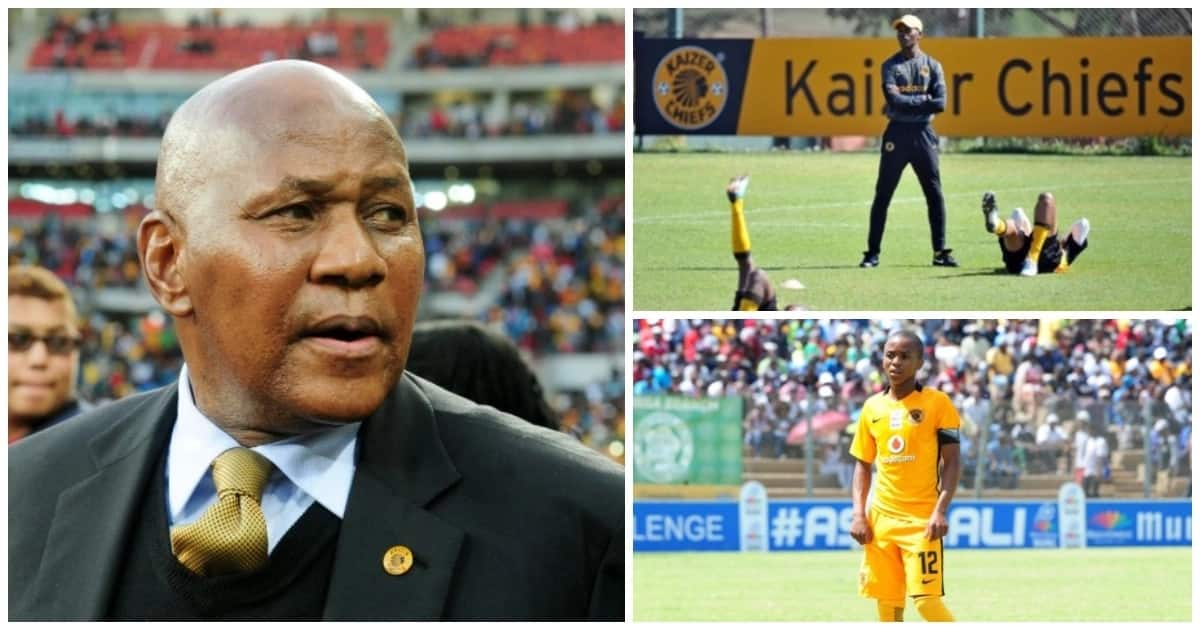 Kaizer Motaung: Not much can be done about losing best development players