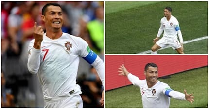 Ronaldo becomes Europe's all-time top international scorer as Portugal beat Morocco