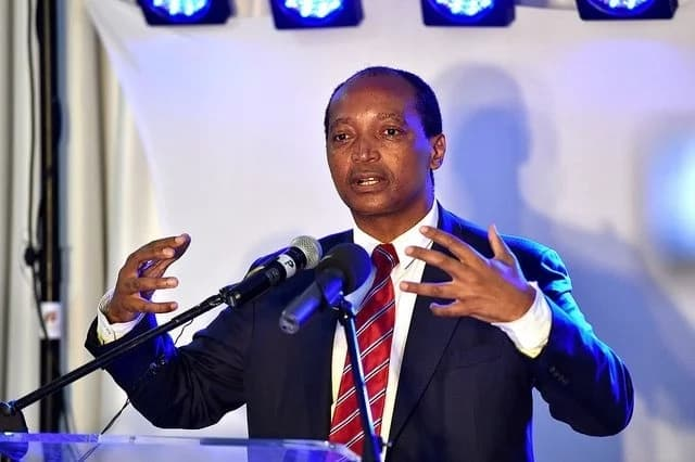 Patrice Motsepe is currently the fourth richest South African. Image Source: Google