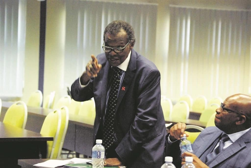 IFP leader Buthelezi is touchy about his age: Don't call me madala!