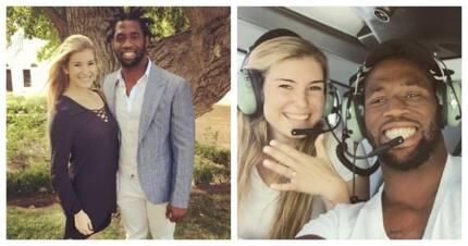 Rachel Kolisi fires back at thirsty Instagram influencer with an emoji