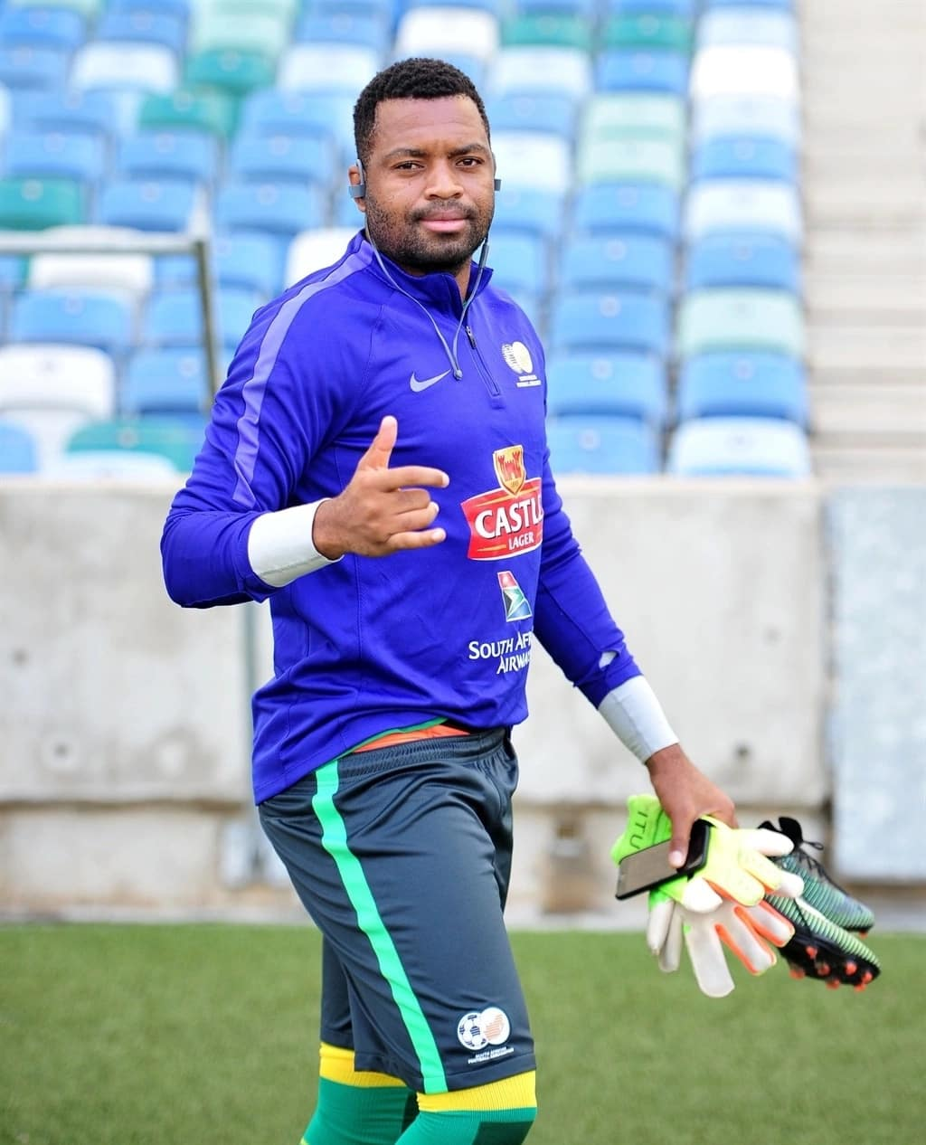 Itumeleng Khune return boosts Kaizer Cheifs ahead of tricky encounter