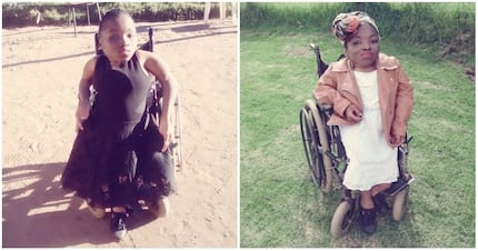 Lady with rare disability makes plea for electronic wheelchair