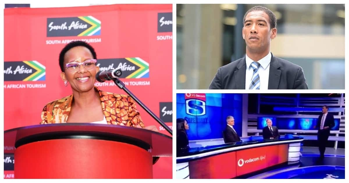 Sports Minister wades into Ashwin Willemse drama