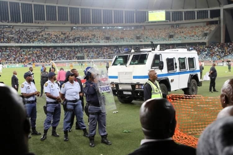 Kaizer Chiefs appeal against fan violence in the new season