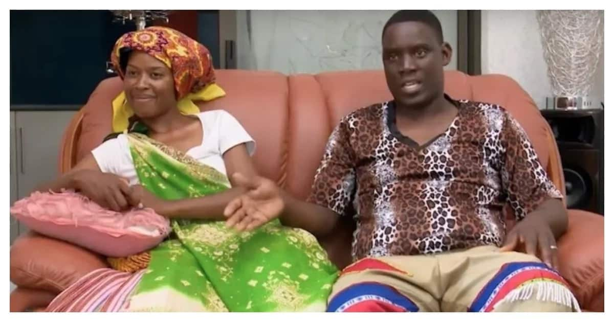 'Their Zulu is on life support' - OPW fans amused by couple's attempt at a traditional wedding