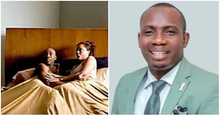 Famous marriage counsellor reveals cheating is not a sin