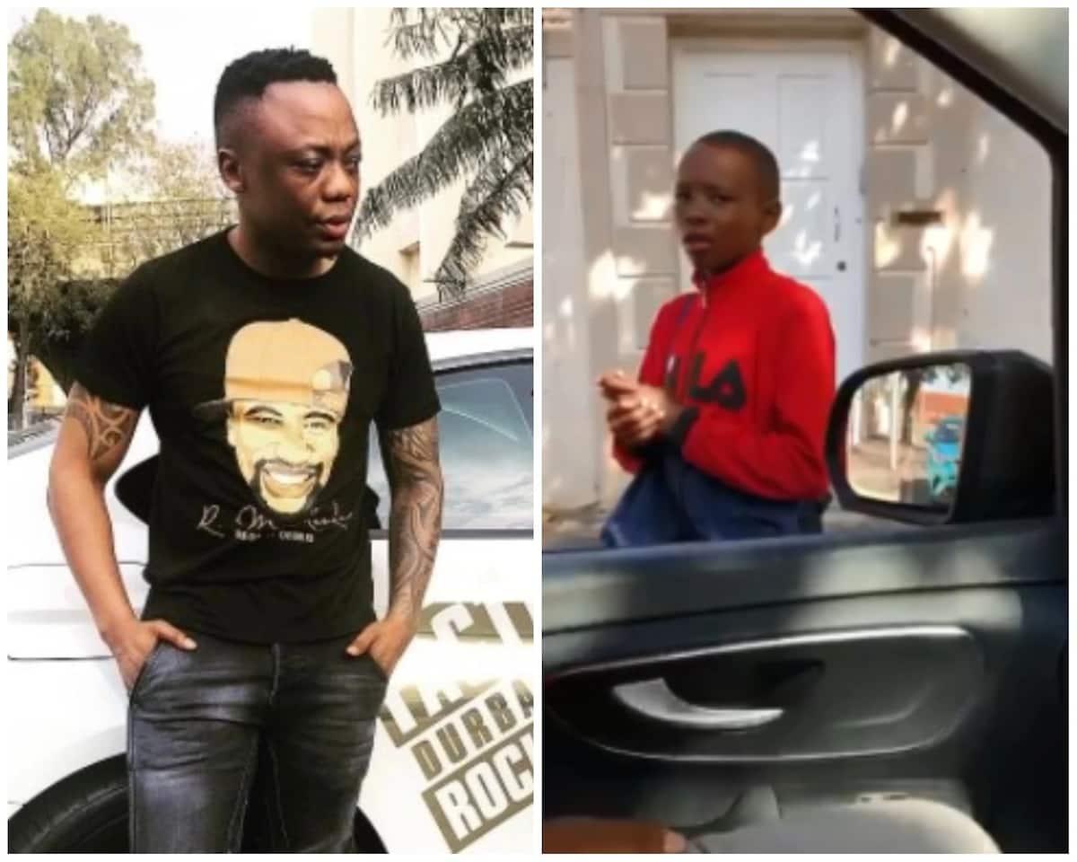 DJ Sbu shows gratitude for God's blessings as his princess turns 5