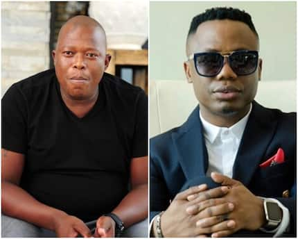 Dj Tira stands by Mampintsha: 'We won't drop him'