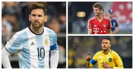 Lionel Messi, Thomas Muller and five other football superstars struggling in the ongoing 2018 World Cup