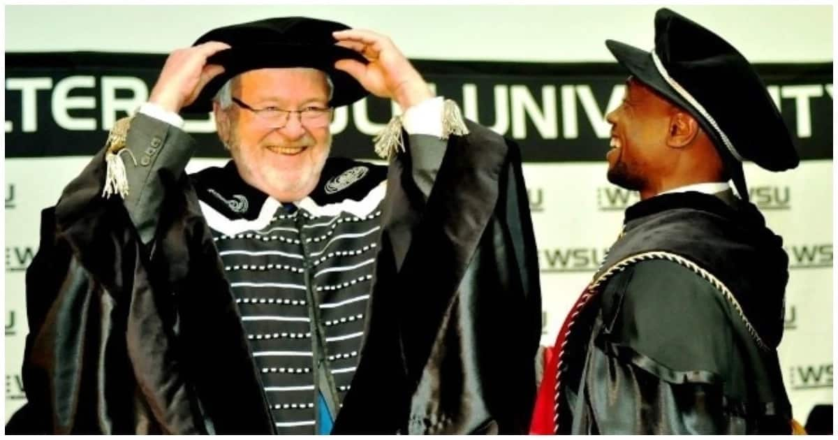 Walter Sisulu University's vice-chancellor donates R500 000 of his own money to help students