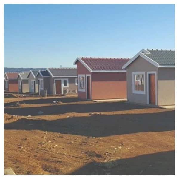 RDP housing
