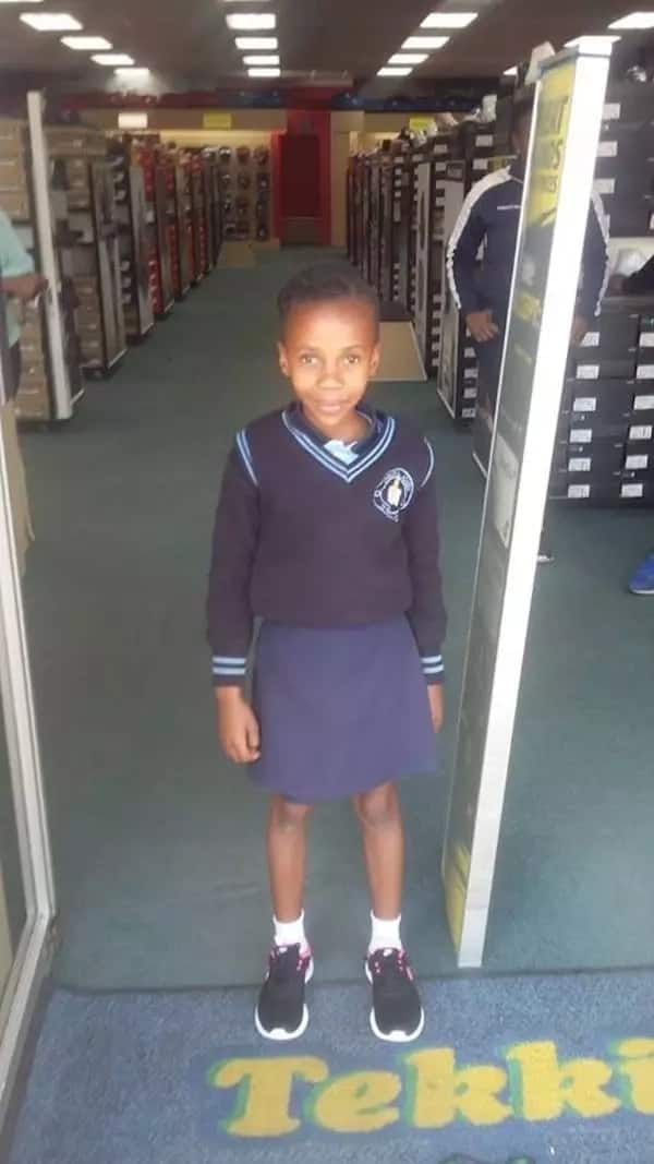 Sephokwane now has new shoes. Source: Facebook/Edu-Discipline