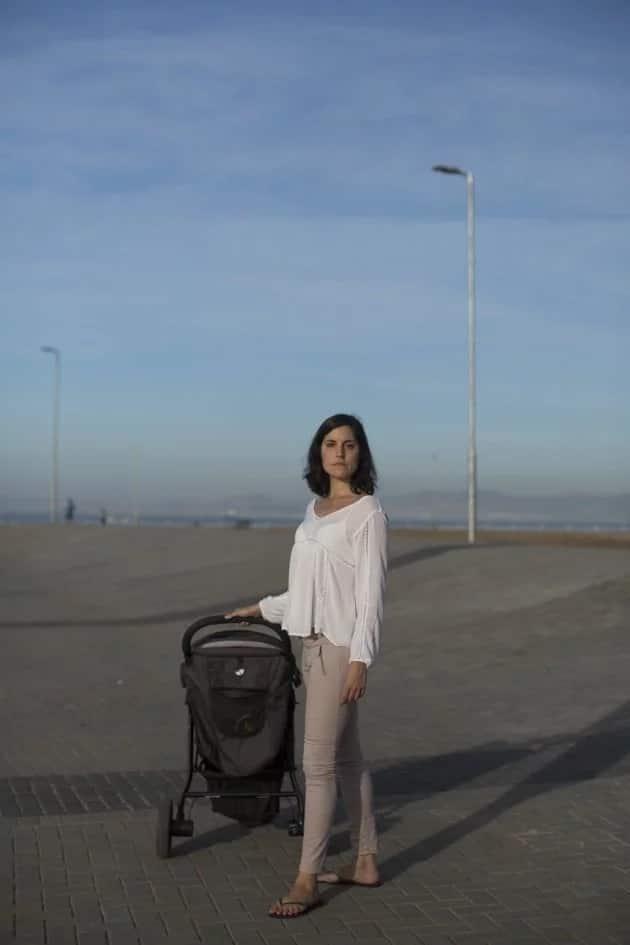 Chavi feels she's among the luckiest. Source: Huffington Post