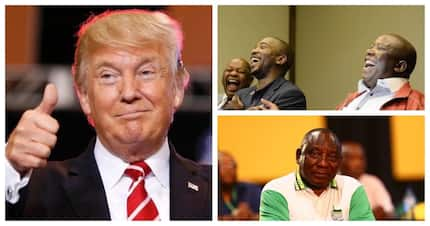 Donald Trump did what Ramaphosa couldn't? Trump unites South Africa