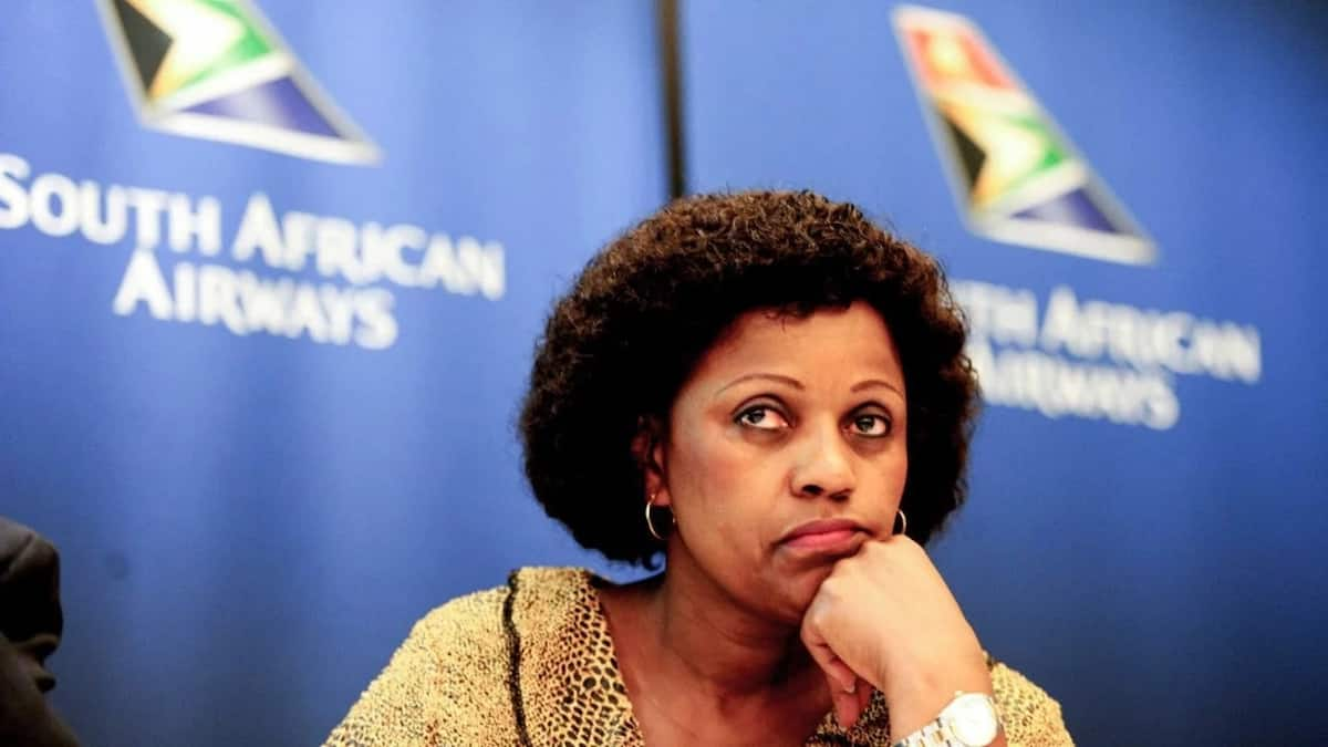 Dudu Myeni: Too sick to be treated like a criminal by Parliament