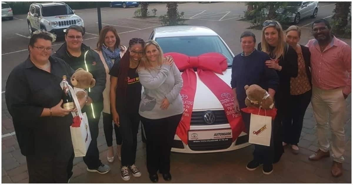 Community rallies to buy car for mom who lost daughter in robbery