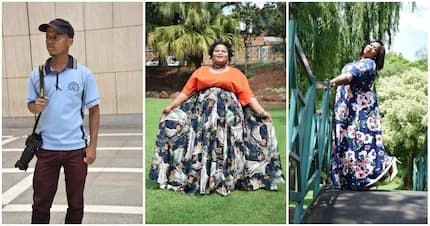 Love who you are: Photographer on mission to promote plus-size models
