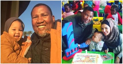 There's another Mandela kid on the way, Mandla Mandela reveals