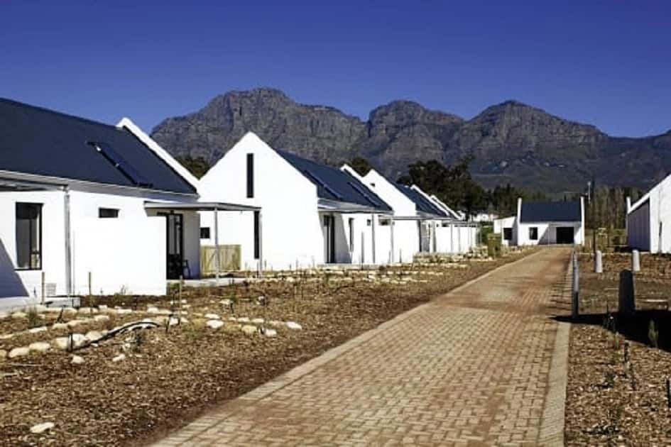 Cape Town farmer builds R30 million village for 150 workers