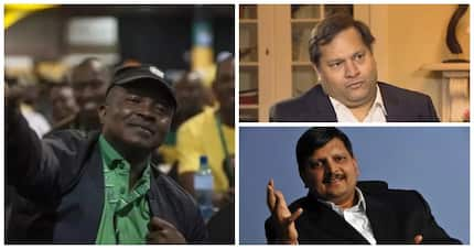 David Mabuza was too sick to remember who was on Gupta jet
