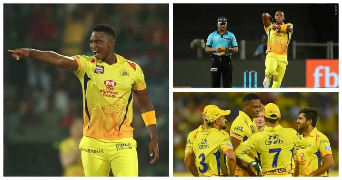 Lungi Ngidi completes dream debut year by winning IPL 2018